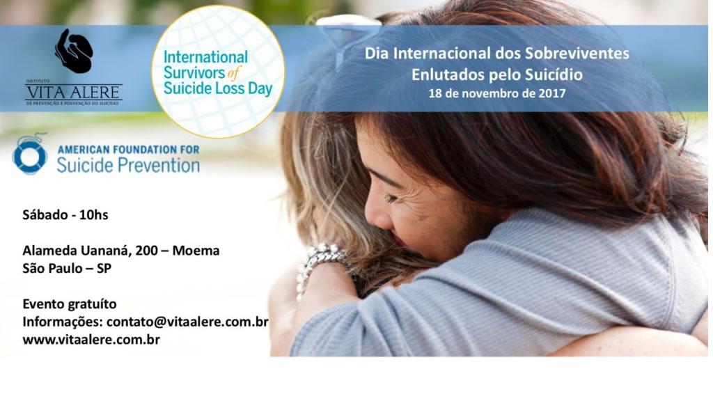 dia internacional sobrevivente suicidio