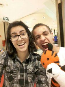 Marina e Eduardo