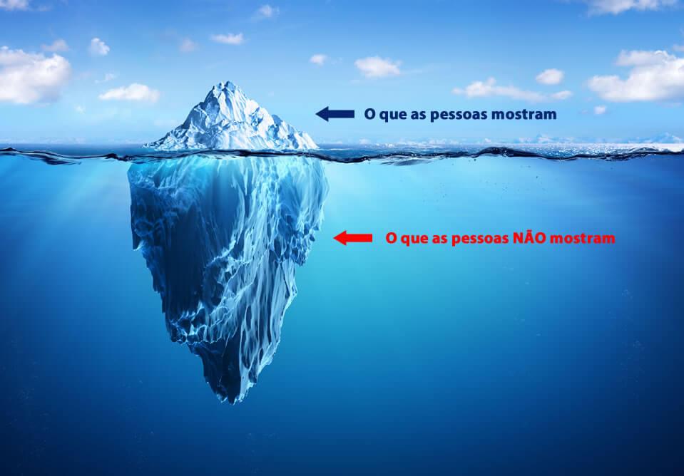 iceberg   Um novo olhar por nomoblidis